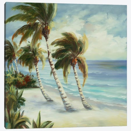 Tropical IV Canvas Print #DAG63} by DAG, Inc. Art Print