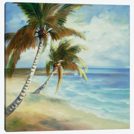 Tropical V Canvas Print #DAG64} by DAG, Inc. Canvas Art