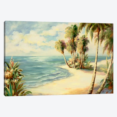 Tropical VIII Canvas Print #DAG65} by DAG, Inc. Canvas Wall Art