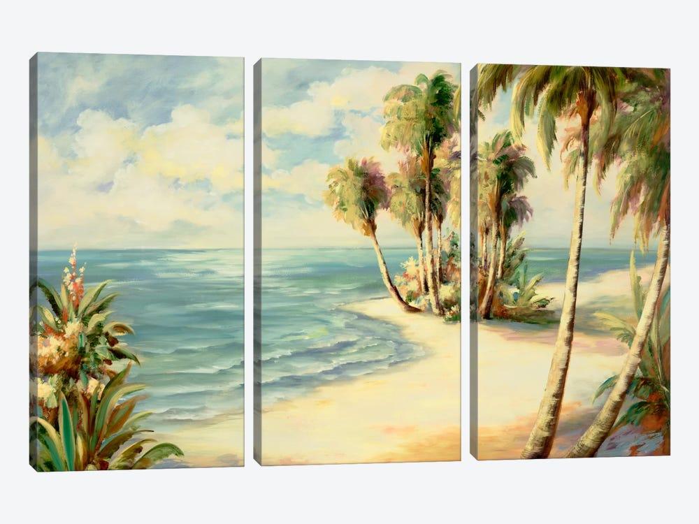 Tropical VIII by DAG, Inc. 3-piece Canvas Print