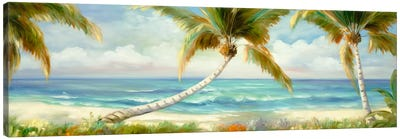Tropical XI Canvas Art Print