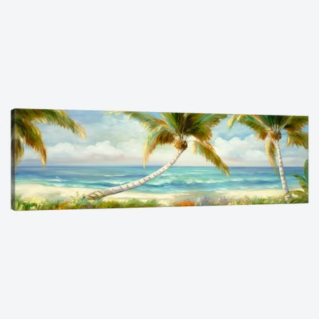 Tropical XI Canvas Print #DAG66} by DAG, Inc. Canvas Wall Art