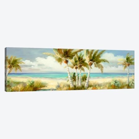 Tropical XII Canvas Print #DAG67} by DAG, Inc. Canvas Wall Art
