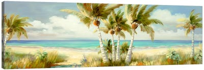 Tropical XII Canvas Art Print