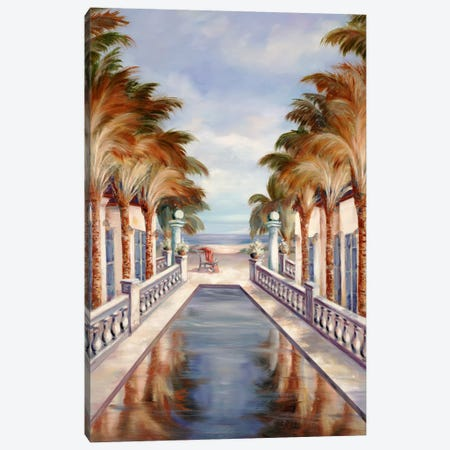 Tropical XIV Canvas Print #DAG68} by DAG, Inc. Art Print