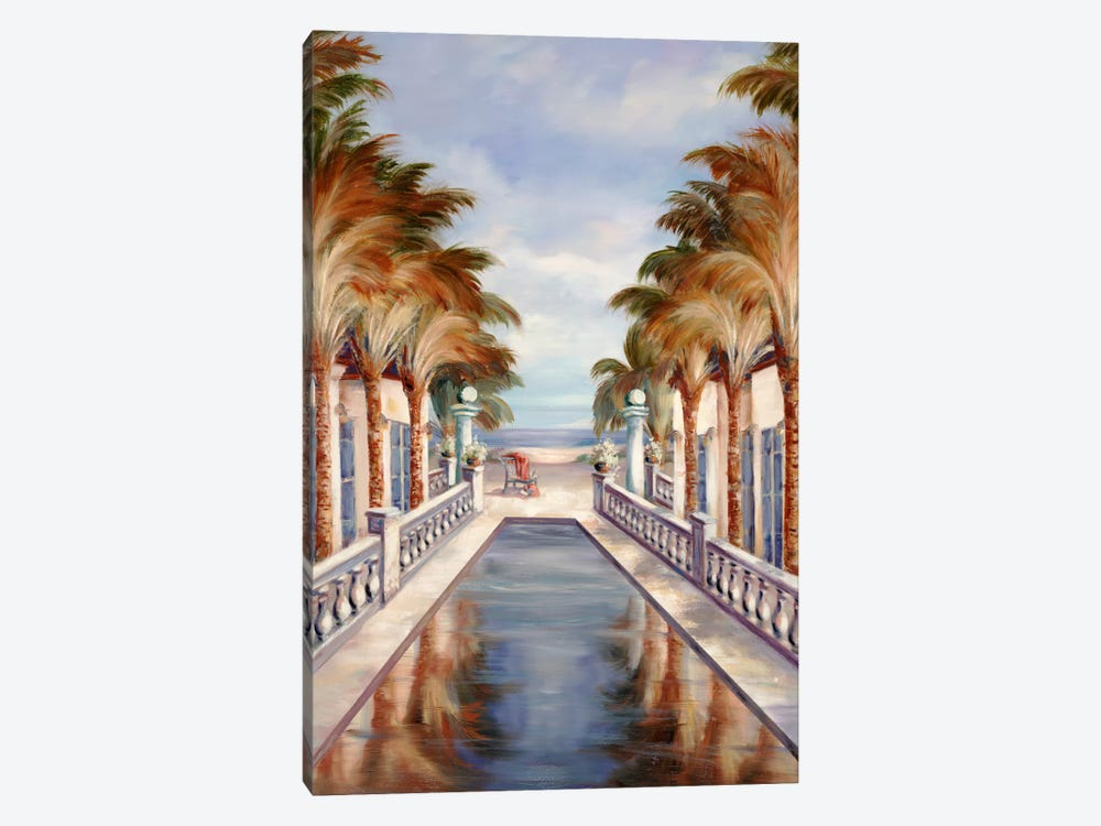 Tropical XIV by DAG, Inc. 1-piece Canvas Wall Art