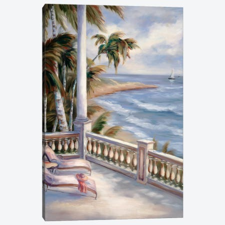 Tropical XV Canvas Print #DAG69} by DAG, Inc. Art Print