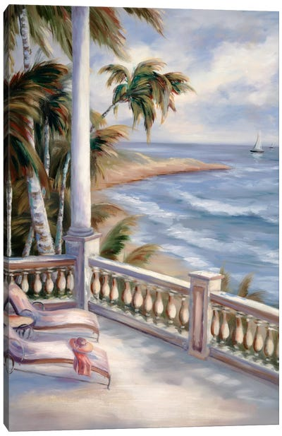 Tropical XV Canvas Print #DAG69