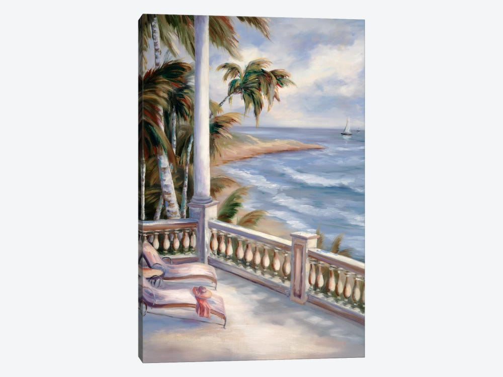 Tropical XV by DAG, Inc. 1-piece Canvas Art Print