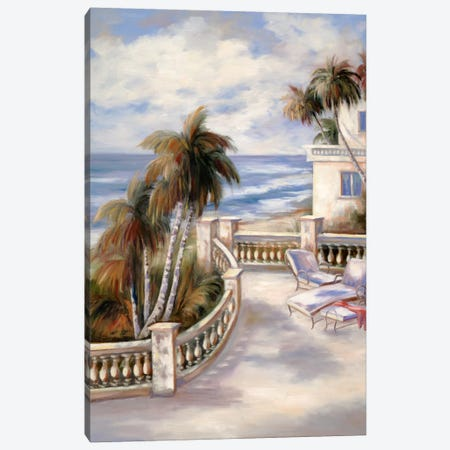 Tropical XVI Canvas Print #DAG70} by DAG, Inc. Canvas Wall Art