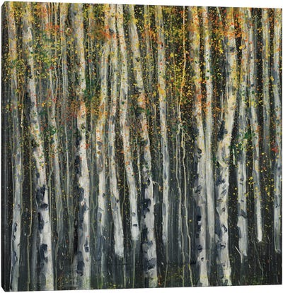 Woodland IV Canvas Art Print