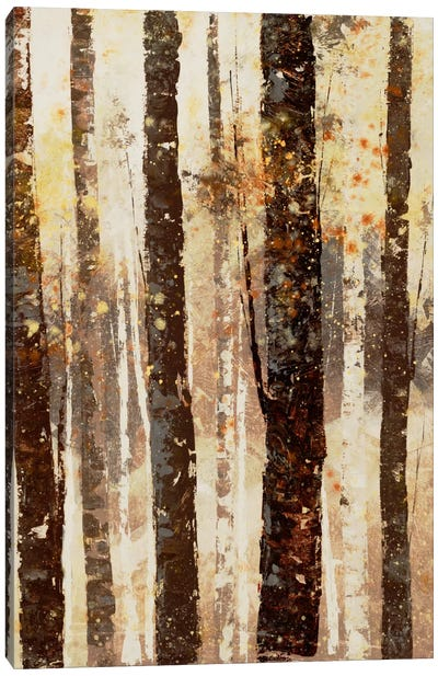 Woodland VII Canvas Art Print