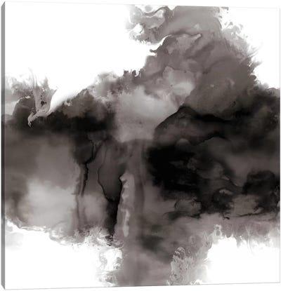 Derive Noir I Canvas Art Print