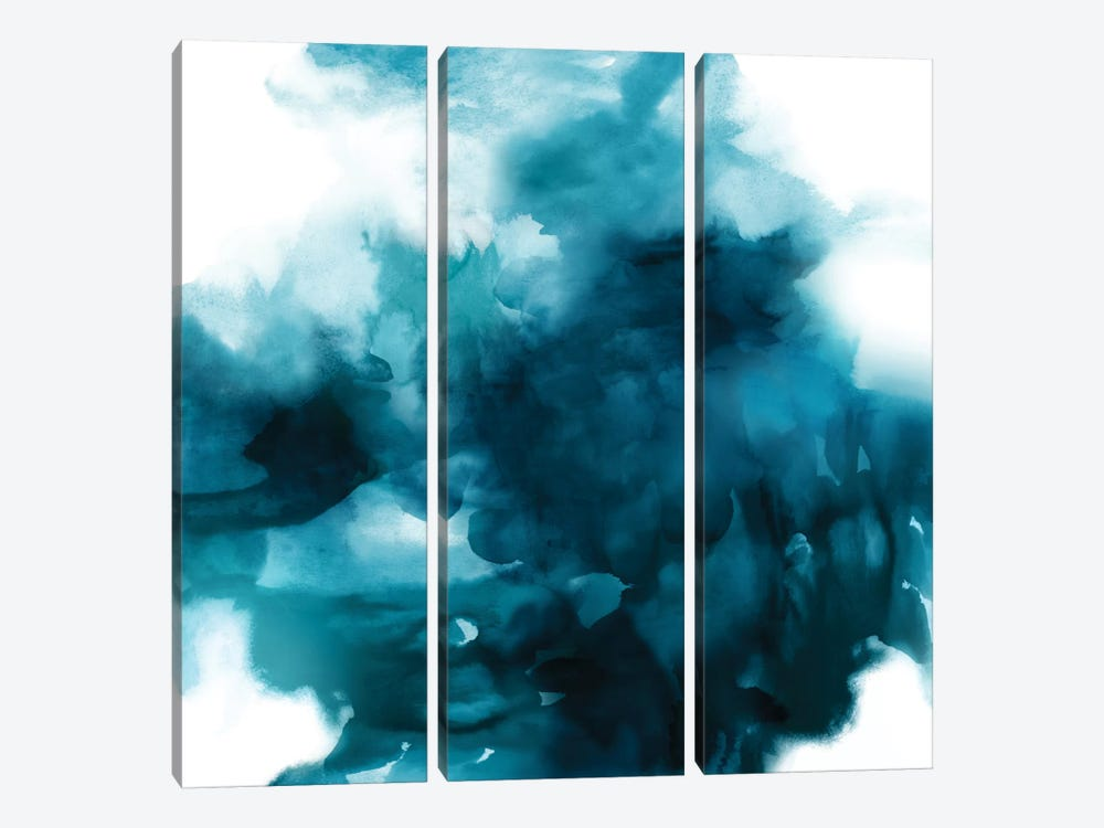 Emerge II by Daniela Hudson 3-piece Canvas Wall Art