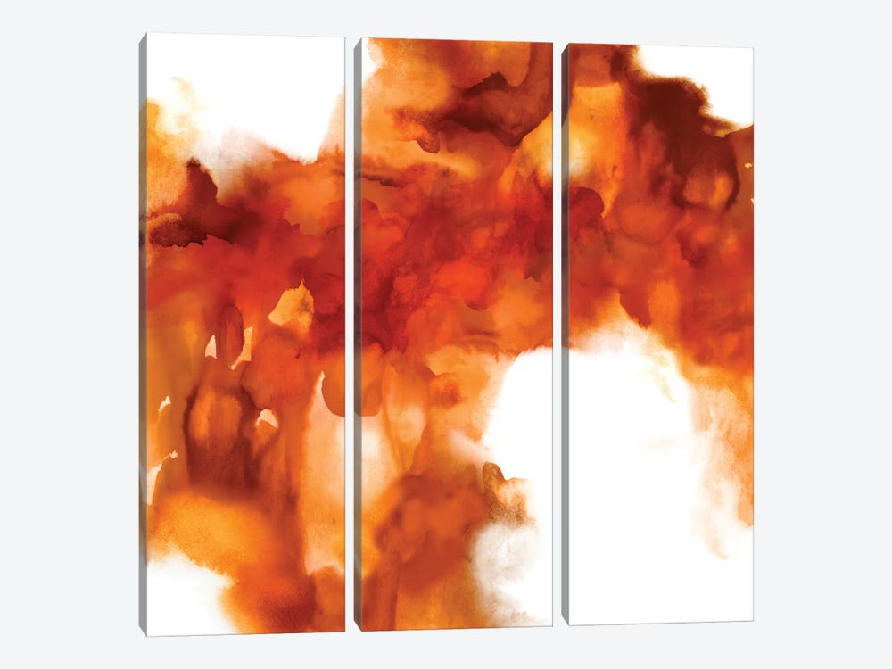 In The Midst II by Daniela Hudson 3-piece Canvas Wall Art