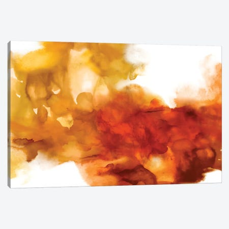 Kindle I Canvas Print #DAH20} by Daniela Hudson Canvas Wall Art