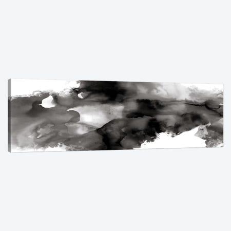 Movement Noir Canvas Print #DAH23} by Daniela Hudson Canvas Artwork