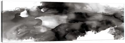 Movement Noir Canvas Art Print