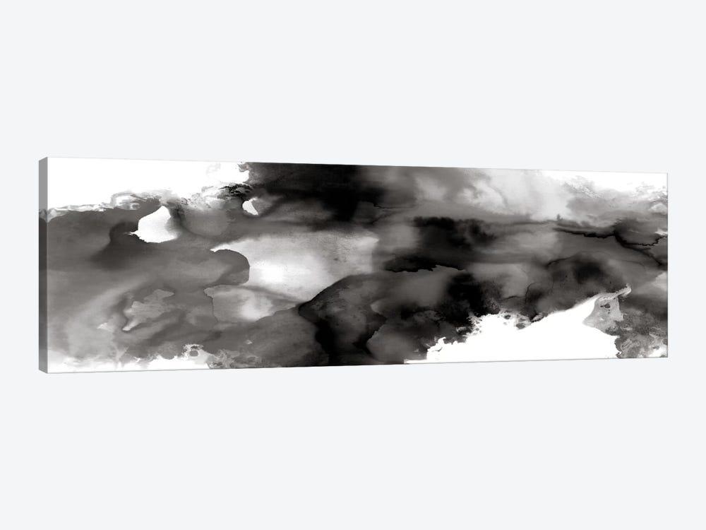 Movement Noir by Daniela Hudson 1-piece Art Print