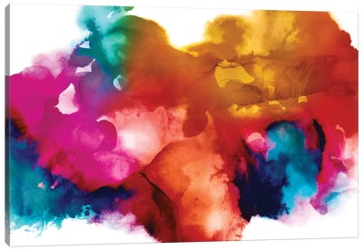 Transform I Canvas Art Print