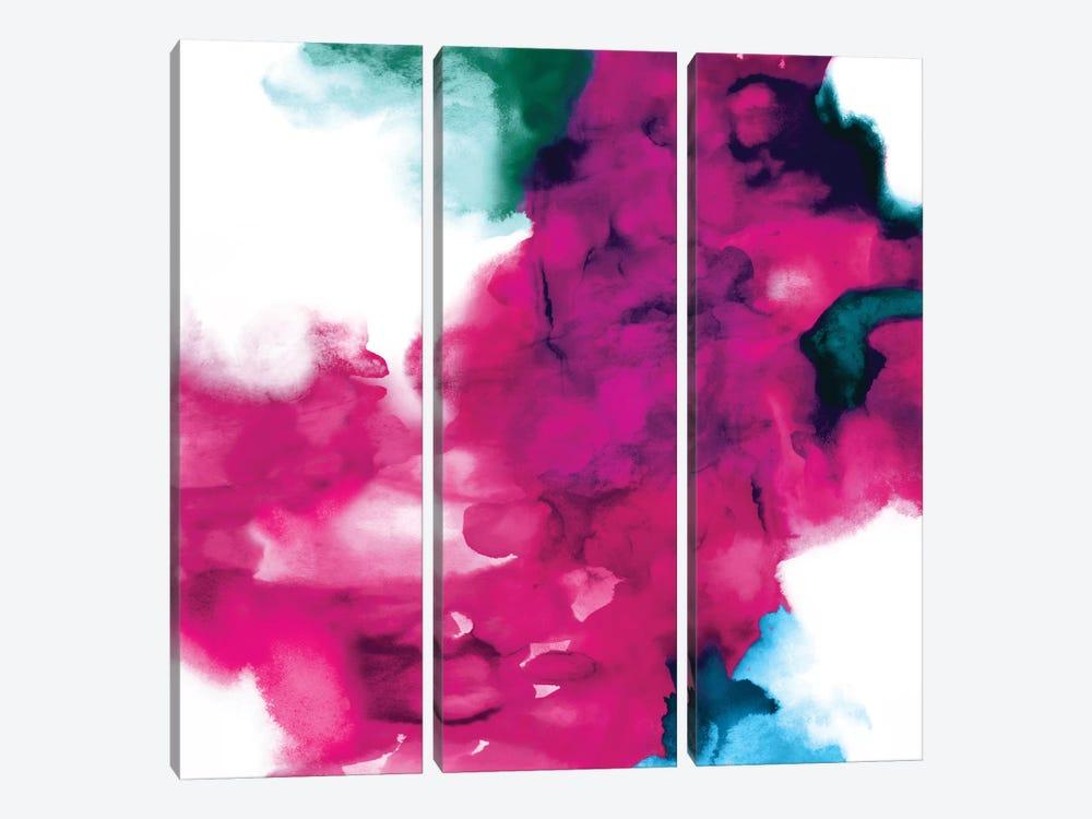 Transform III by Daniela Hudson 3-piece Canvas Artwork
