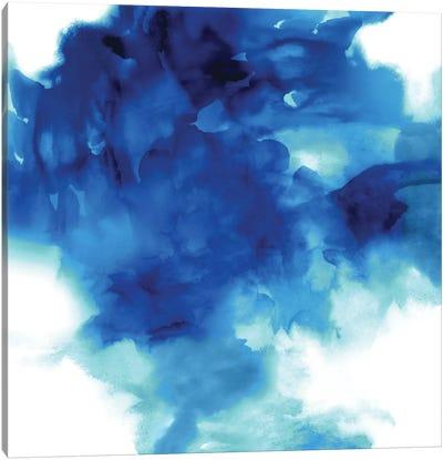 Ascending In Blue II Canvas Print #DAH3