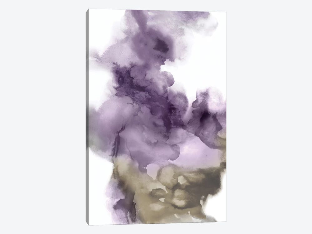 Derive In Amethyst I by Daniela Hudson 1-piece Canvas Artwork