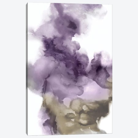 Derive In Amethyst I 3-Piece Canvas #DAH6} by Daniela Hudson Canvas Art