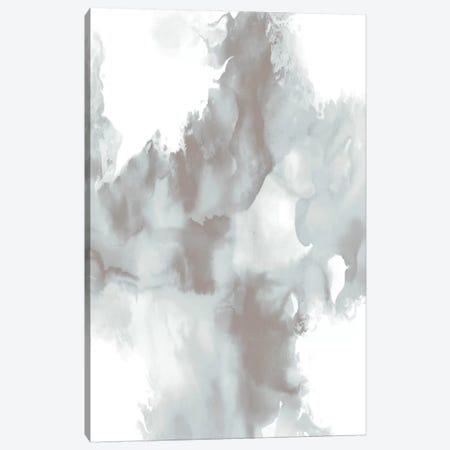 Derive In Grey I Canvas Print #DAH8} by Daniela Hudson Canvas Art Print
