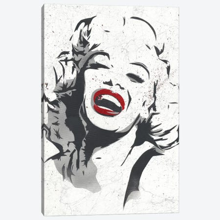 Marilyn II Canvas Print #DAK13} by Dakota Dean Canvas Wall Art