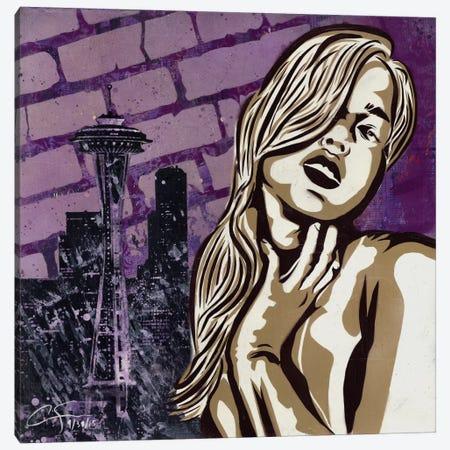 October Nights 3-Piece Canvas #DAK16} by Dakota Dean Canvas Print