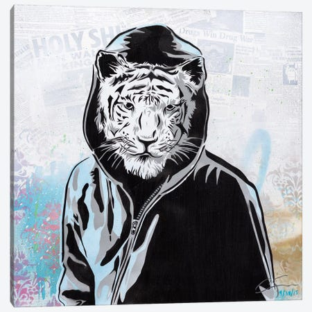 Walk On By Canvas Print #DAK21} by Dakota Dean Art Print