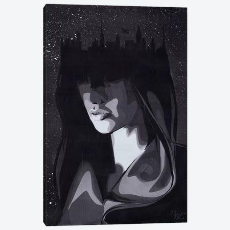 Mad World Canvas Print #DAK22} by Dakota Dean Art Print