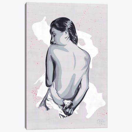 In The Shadow Of Mind Canvas Print #DAK31} by Dakota Dean Canvas Artwork