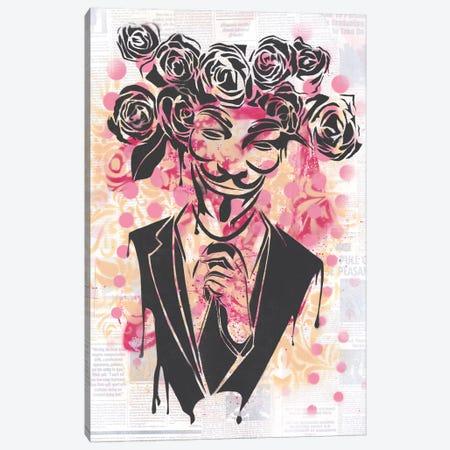 Anonymous II Canvas Print #DAK42} by Dakota Dean Canvas Art Print