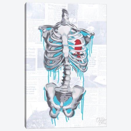 Canary Canvas Print #DAK45} by Dakota Dean Canvas Art