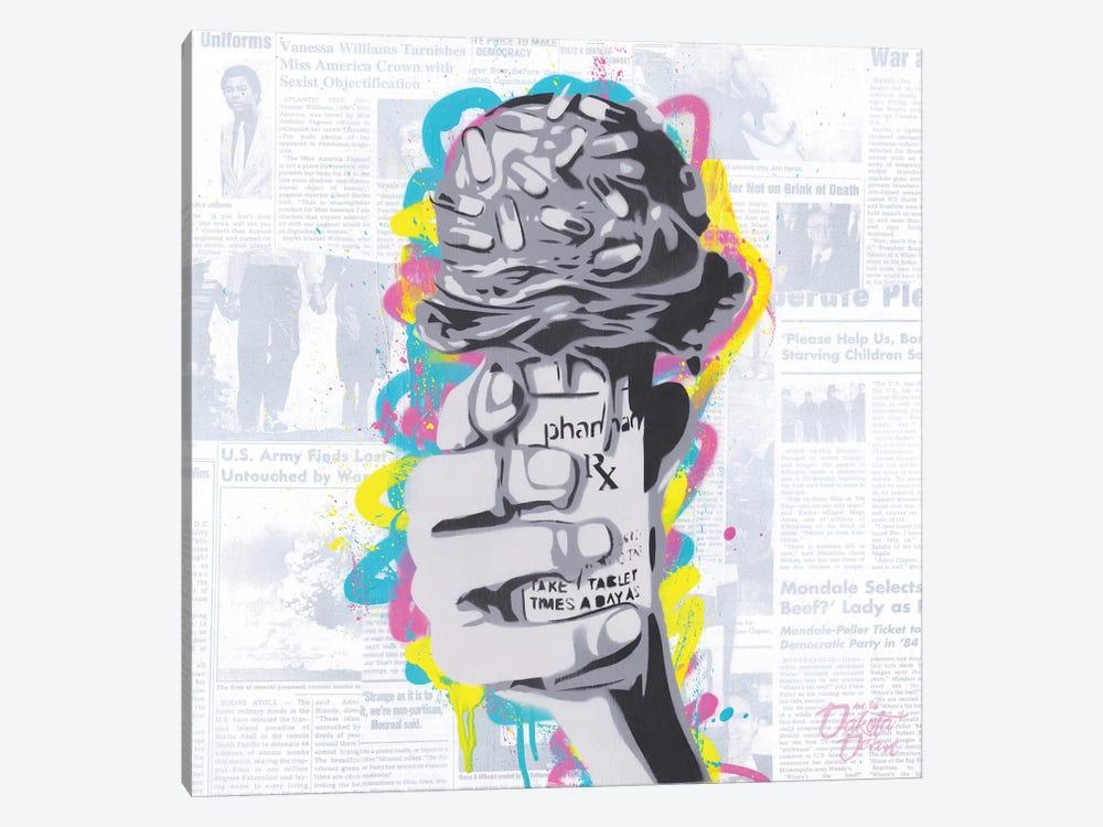 RX Cone by Dakota Dean 1-piece Art Print