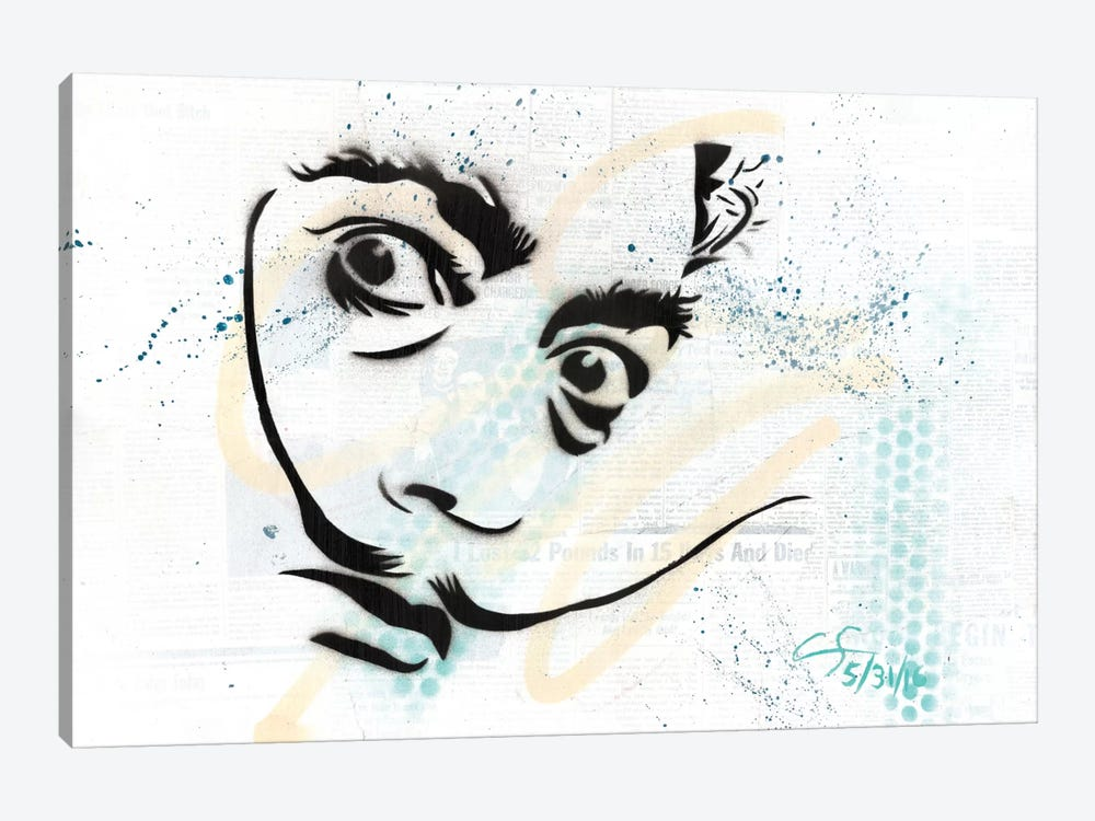 Dali by Dakota Dean 1-piece Canvas Artwork