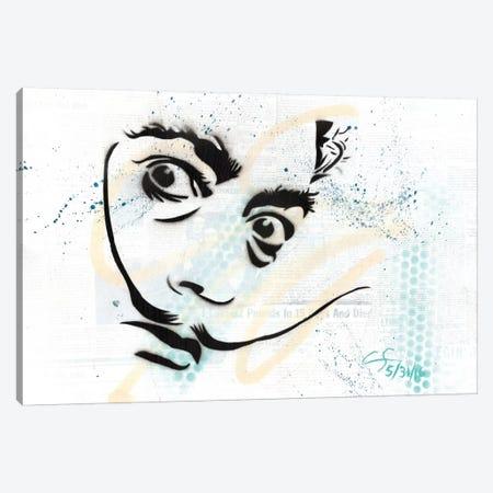 Dali 3-Piece Canvas #DAK7} by Dakota Dean Art Print