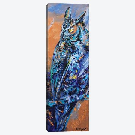 Twilight Hunter Canvas Print #DAL107} by Lindsey Dahl Canvas Art Print