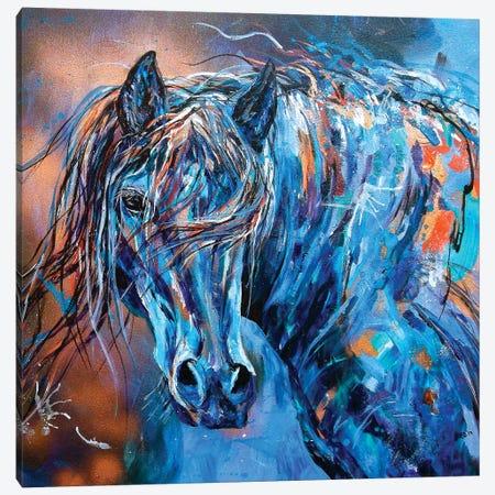 Wild One Canvas Print #DAL112} by Lindsey Dahl Canvas Art Print