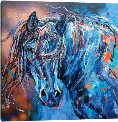 Wild One Canvas Art Print