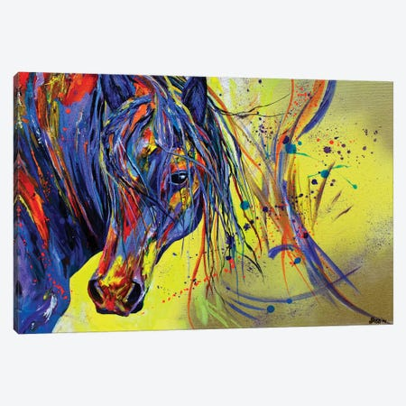Wind Spirit Canvas Print #DAL113} by Lindsey Dahl Canvas Art Print