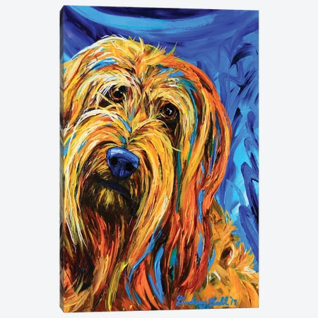 Chewy Canvas Print #DAL149} by Lindsey Dahl Canvas Art