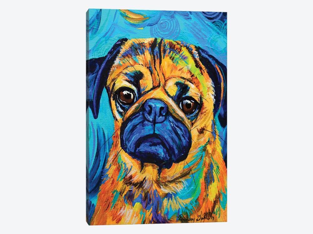 Doug by Lindsey Dahl 1-piece Canvas Artwork