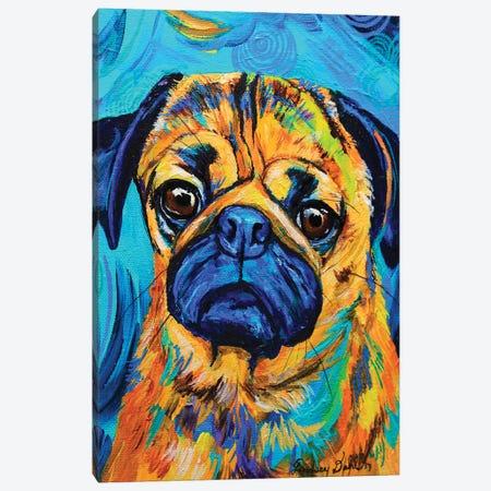 Doug Canvas Print #DAL150} by Lindsey Dahl Canvas Art Print