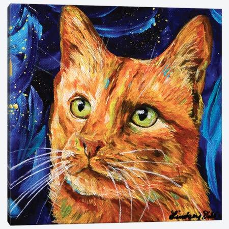 Maxwell Canvas Print #DAL156} by Lindsey Dahl Canvas Wall Art