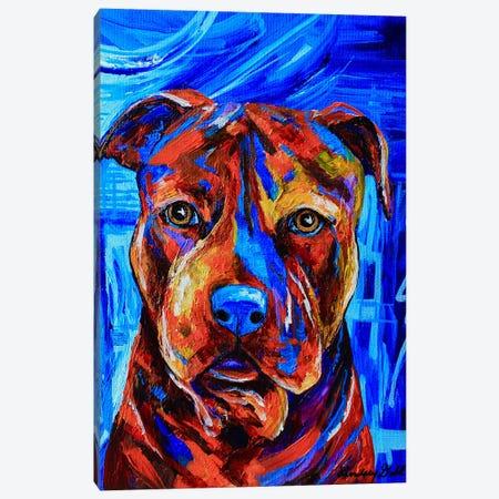 Obby Canvas Print #DAL158} by Lindsey Dahl Canvas Art Print