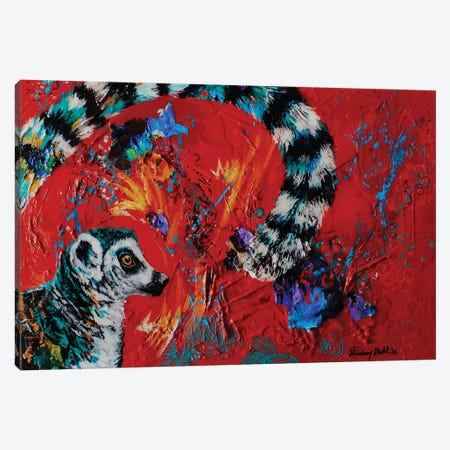 Tall Tail To Tell 3-Piece Canvas #DAL161} by Lindsey Dahl Canvas Artwork
