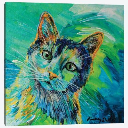 Toast Canvas Print #DAL162} by Lindsey Dahl Canvas Art